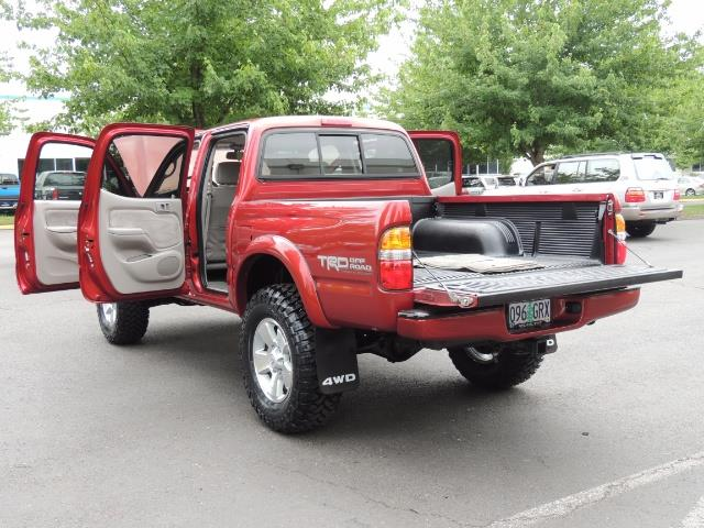 "2002 Toyota Tacoma V6 4dr Double Cab 4WD Lifted 33 ""Mud RR DIF - Photo 27 - Portland, OR 97217"