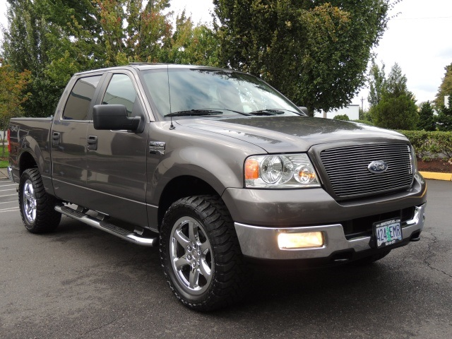 2005 ford f 150 fx4 super crew northwest limited. Black Bedroom Furniture Sets. Home Design Ideas