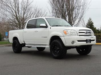 2006 Toyota Tundra SR5 4dr  / 4X4 / TIMING BELT REPLACED/ LIFTED Truck