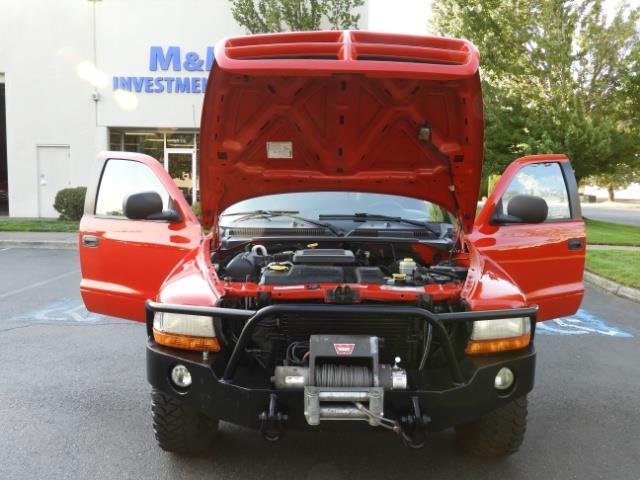 2000 Dodge Dakota SLT 4X4 V8 / CUSTOM BUMPER /  WINCH / LOW MILES !! - Photo 40 - Portland, OR 97217