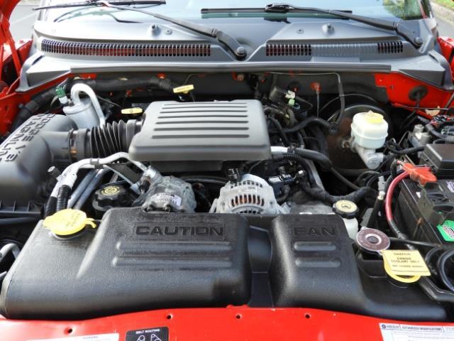 2000 Dodge Dakota SLT 4X4 V8 / CUSTOM BUMPER /  WINCH / LOW MILES !! - Photo 22 - Portland, OR 97217