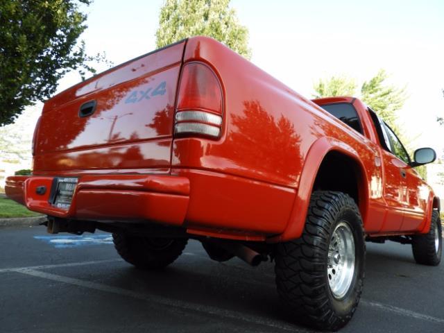 2000 Dodge Dakota SLT 4X4 V8 / CUSTOM BUMPER /  WINCH / LOW MILES !! - Photo 14 - Portland, OR 97217