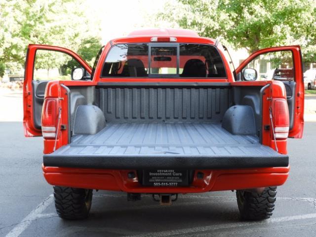 2000 Dodge Dakota SLT 4X4 V8 / CUSTOM BUMPER /  WINCH / LOW MILES !! - Photo 9 - Portland, OR 97217