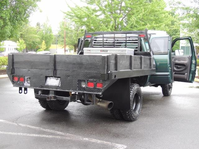 2001 Dodge Ram 3500 SLT Plus 4dr / 4X4 / 5.9L DIESEL/ 5-SPEED / DUALLY - Photo 29 - Portland, OR 97217