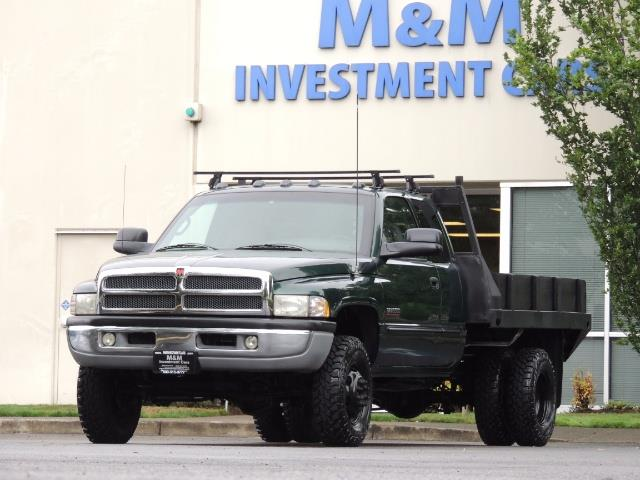 2001 Dodge Ram 3500 SLT Plus 4dr / 4X4 / 5.9L DIESEL/ 5-SPEED / DUALLY - Photo 50 - Portland, OR 97217