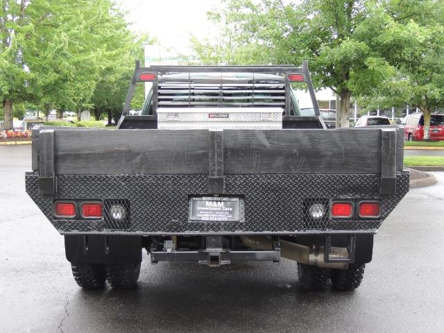 2001 Dodge Ram 3500 SLT Plus 4dr / 4X4 / 5.9L DIESEL/ 5-SPEED / DUALLY - Photo 6 - Portland, OR 97217