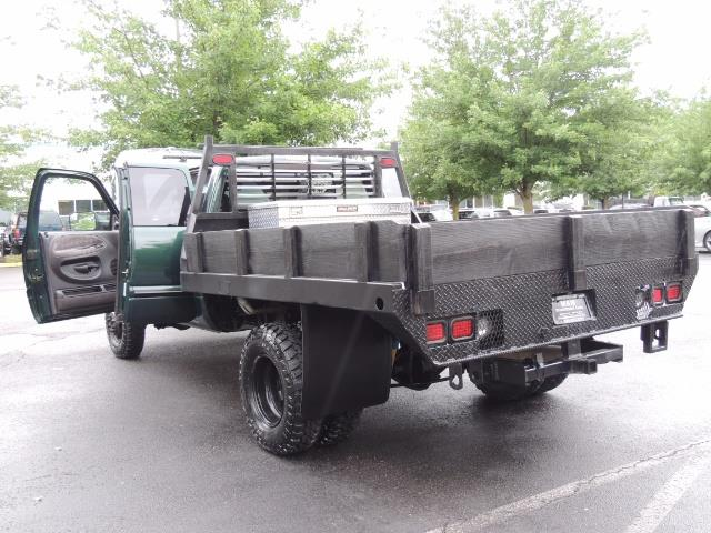 2001 Dodge Ram 3500 SLT Plus 4dr / 4X4 / 5.9L DIESEL/ 5-SPEED / DUALLY - Photo 27 - Portland, OR 97217