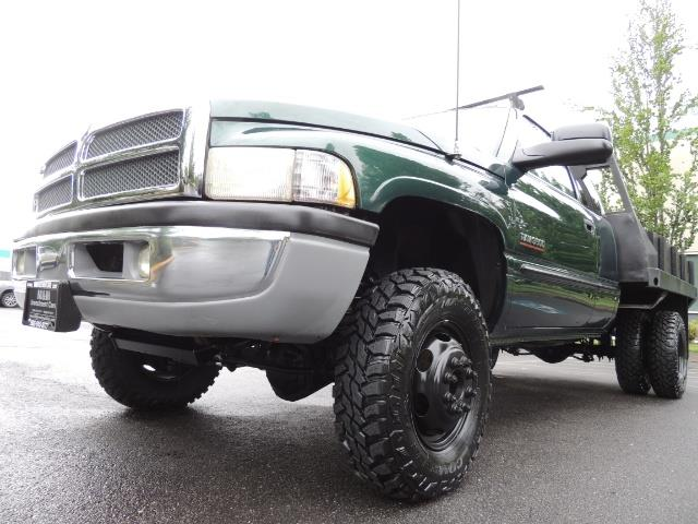 2001 Dodge Ram 3500 SLT Plus 4dr / 4X4 / 5.9L DIESEL/ 5-SPEED / DUALLY - Photo 9 - Portland, OR 97217
