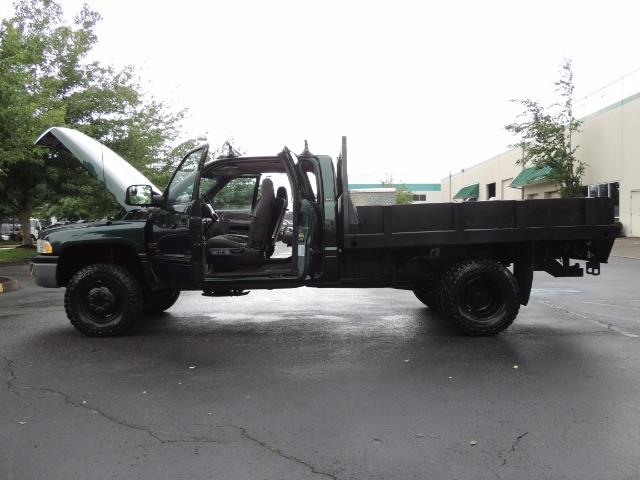 2001 Dodge Ram 3500 SLT Plus 4dr / 4X4 / 5.9L DIESEL/ 5-SPEED / DUALLY - Photo 26 - Portland, OR 97217