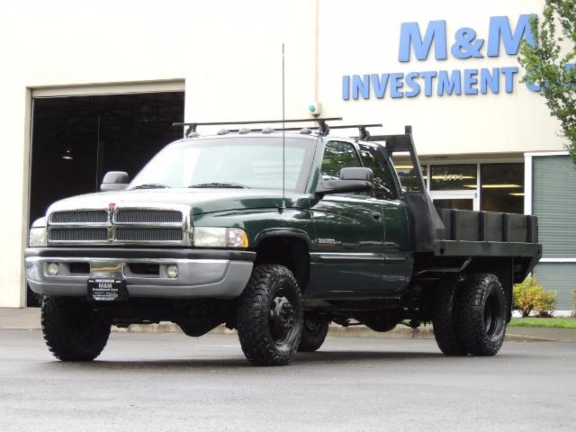 2001 Dodge Ram 3500 SLT Plus 4dr / 4X4 / 5.9L DIESEL/ 5-SPEED / DUALLY - Photo 33 - Portland, OR 97217