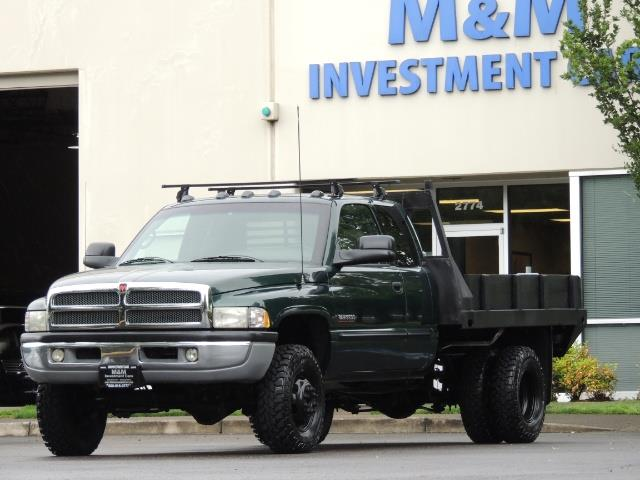2001 Dodge Ram 3500 SLT Plus 4dr / 4X4 / 5.9L DIESEL/ 5-SPEED / DUALLY - Photo 49 - Portland, OR 97217
