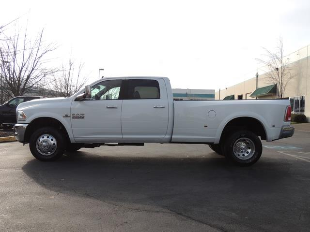 2016 ram 3500 laramie 4x4 6 7 cummin diesel dually 1 owner 9400k. Black Bedroom Furniture Sets. Home Design Ideas