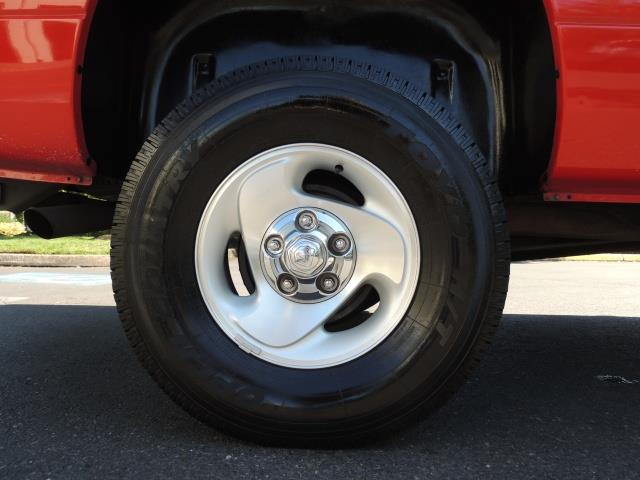 2001 Dodge Ram 1500 SLT 4dr 4WD 5.9L Gas 91,466 Miles - Photo 22 - Portland, OR 97217