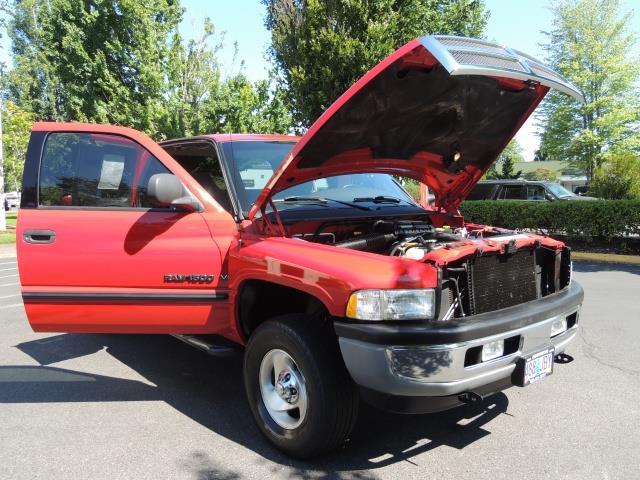 2001 Dodge Ram 1500 SLT 4dr 4WD 5.9L Gas 91,466 Miles - Photo 29 - Portland, OR 97217