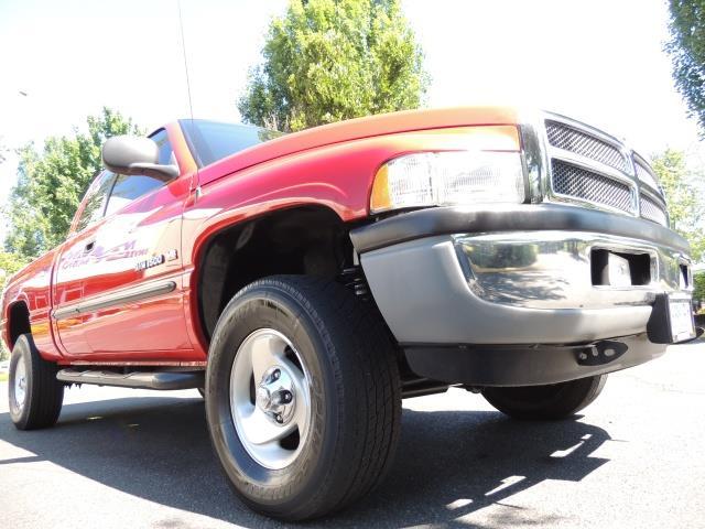 2001 Dodge Ram 1500 SLT 4dr 4WD 5.9L Gas 91,466 Miles - Photo 38 - Portland, OR 97217