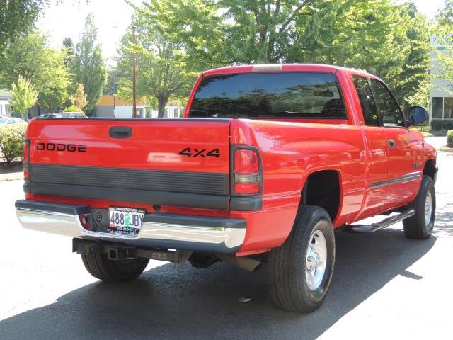 2001 Dodge Ram 1500 SLT 4dr 4WD 5.9L Gas 91,466 Miles - Photo 7 - Portland, OR 97217