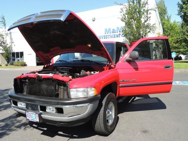 2001 Dodge Ram 1500 SLT 4dr 4WD 5.9L Gas 91,466 Miles - Photo 25 - Portland, OR 97217