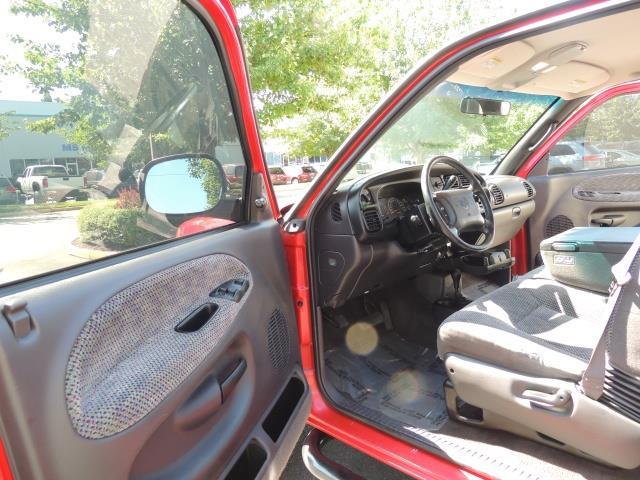 2001 Dodge Ram 1500 SLT 4dr 4WD 5.9L Gas 91,466 Miles - Photo 14 - Portland, OR 97217