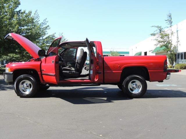 2001 Dodge Ram 1500 SLT 4dr 4WD 5.9L Gas 91,466 Miles - Photo 9 - Portland, OR 97217