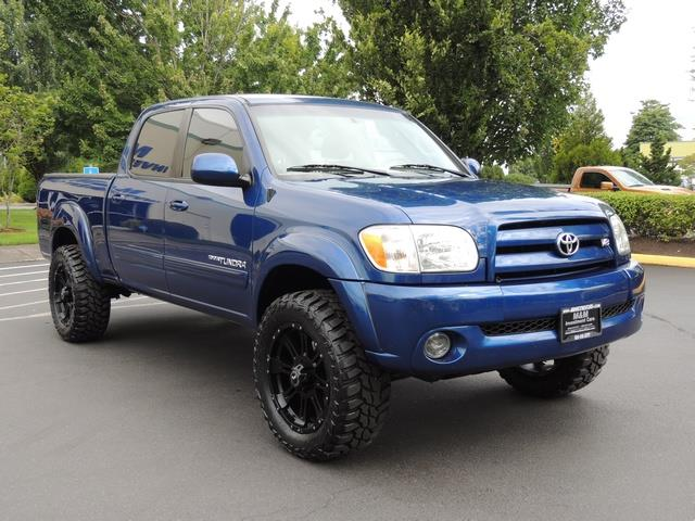 2005 Toyota Tundra Limited 4dr Double Cab 4x4