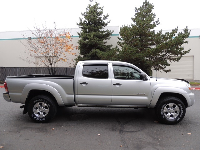 2005 toyota tacoma v6 4x4 double cab long bed 1 owner. Black Bedroom Furniture Sets. Home Design Ideas