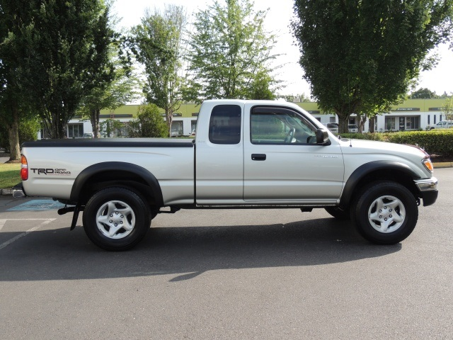 2004 toyota tacoma prerunner 4cyl automatic trd off road. Black Bedroom Furniture Sets. Home Design Ideas