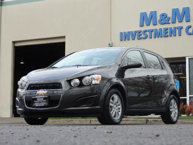 2016 Chevrolet Sonic LT Auto / 4-Door Hatch Back / 1-OWNER / 5000 MILES - Photo 42 - Portland, OR 97217