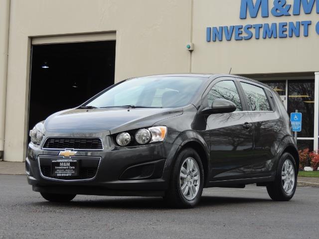 2016 Chevrolet Sonic LT Auto / 4-Door Hatch Back / 1-OWNER / 5000 MILES - Photo 1 - Portland, OR 97217