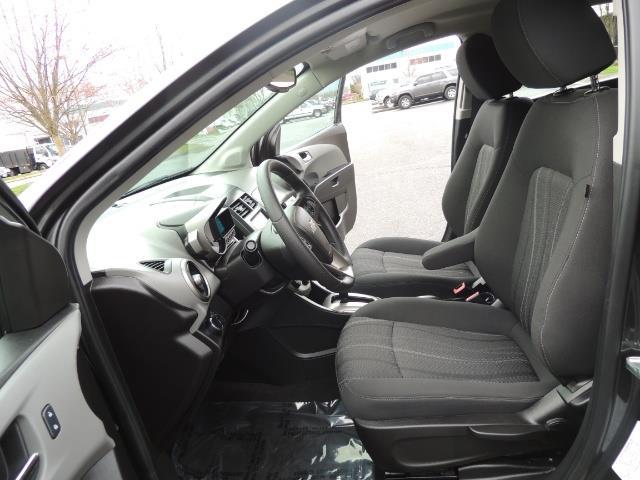 2016 Chevrolet Sonic LT Auto / 4-Door Hatch Back / 1-OWNER / 5000 MILES - Photo 14 - Portland, OR 97217