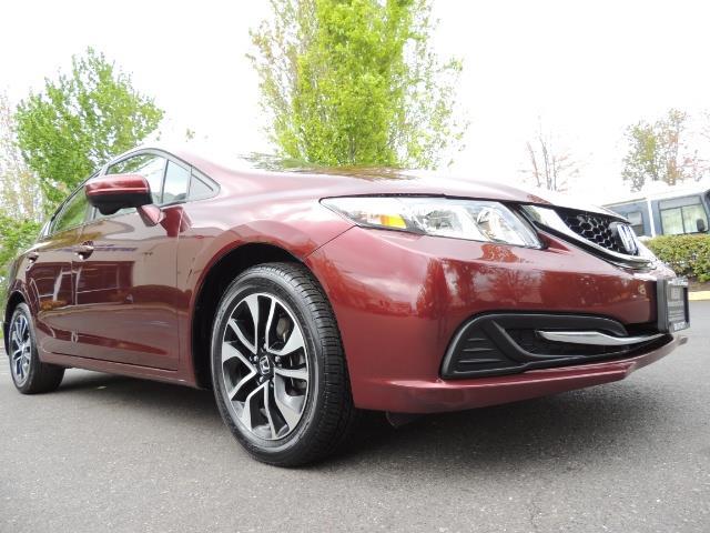 2015 Honda Civic EX / 4DR / Backup Cam / Sunroof / 1-Owner - Photo 10 - Portland, OR 97217