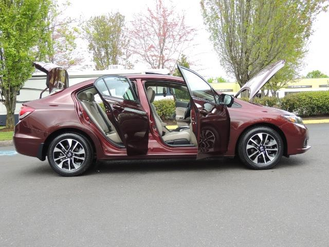 2015 Honda Civic EX / 4DR / Backup Cam / Sunroof / 1-Owner - Photo 31 - Portland, OR 97217