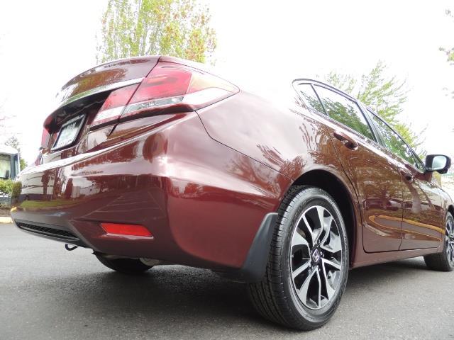 2015 Honda Civic EX / 4DR / Backup Cam / Sunroof / 1-Owner - Photo 12 - Portland, OR 97217
