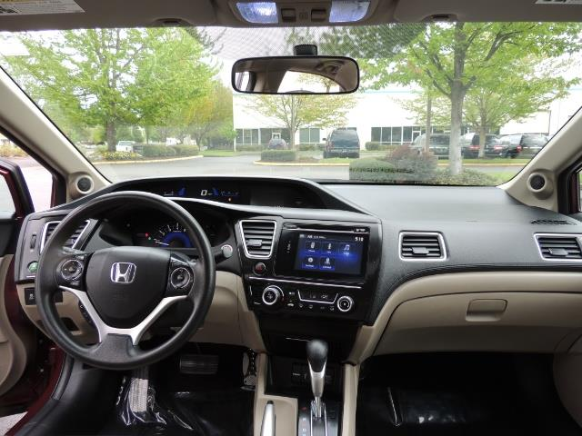 2015 Honda Civic EX / 4DR / Backup Cam / Sunroof / 1-Owner - Photo 37 - Portland, OR 97217