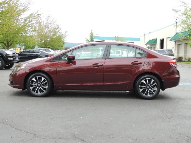 2015 Honda Civic EX / 4DR / Backup Cam / Sunroof / 1-Owner - Photo 3 - Portland, OR 97217