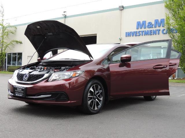 2015 Honda Civic EX / 4DR / Backup Cam / Sunroof / 1-Owner - Photo 25 - Portland, OR 97217