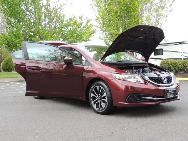 2015 Honda Civic EX / 4DR / Backup Cam / Sunroof / 1-Owner - Photo 32 - Portland, OR 97217
