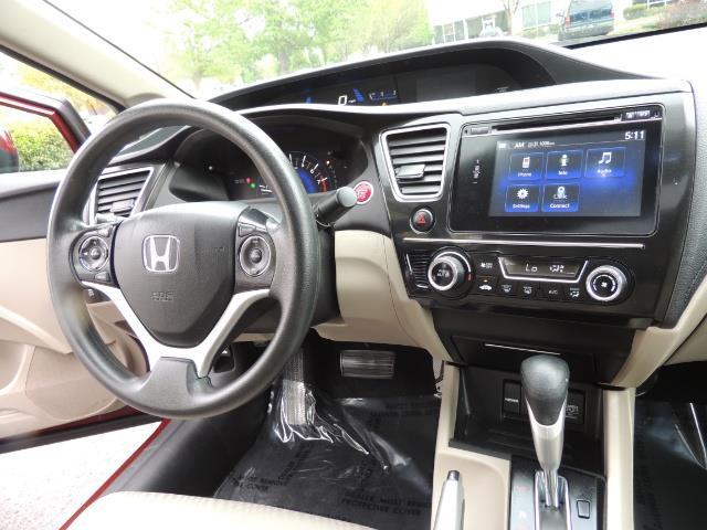 2015 Honda Civic EX / 4DR / Backup Cam / Sunroof / 1-Owner - Photo 40 - Portland, OR 97217