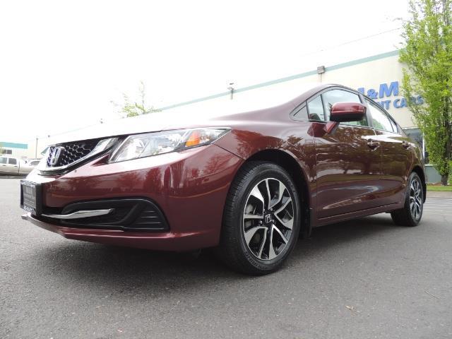 2015 Honda Civic EX / 4DR / Backup Cam / Sunroof / 1-Owner - Photo 9 - Portland, OR 97217
