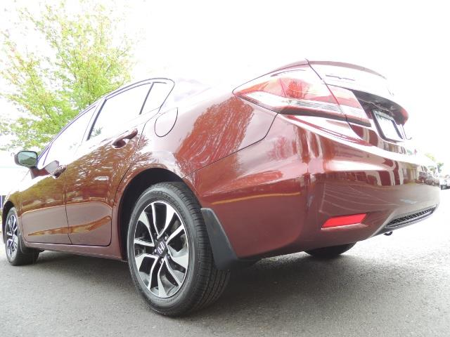 2015 Honda Civic EX / 4DR / Backup Cam / Sunroof / 1-Owner - Photo 11 - Portland, OR 97217