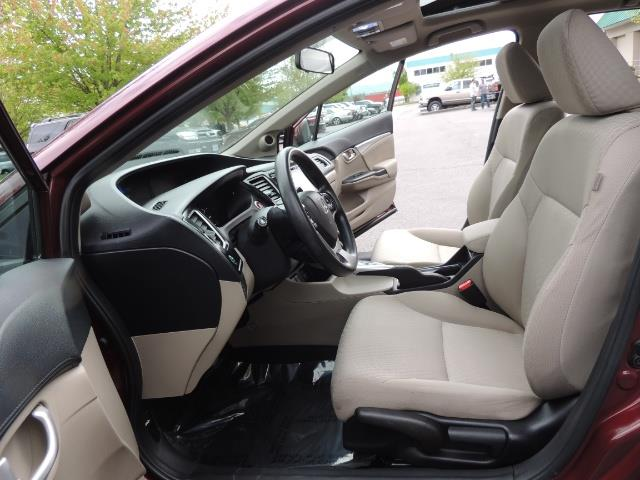 2015 Honda Civic EX / 4DR / Backup Cam / Sunroof / 1-Owner - Photo 14 - Portland, OR 97217