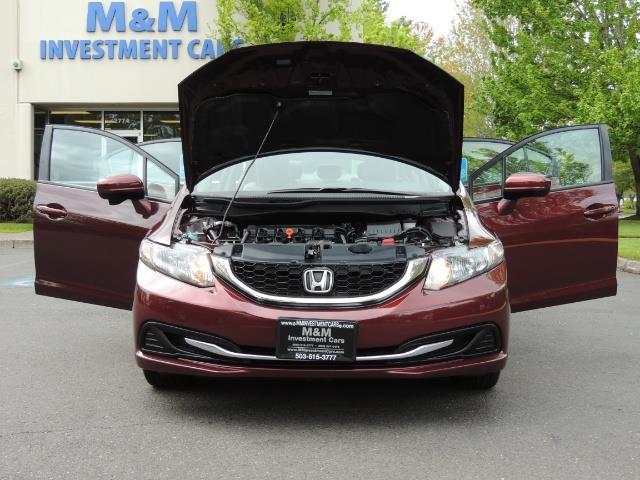 2015 Honda Civic EX / 4DR / Backup Cam / Sunroof / 1-Owner - Photo 33 - Portland, OR 97217