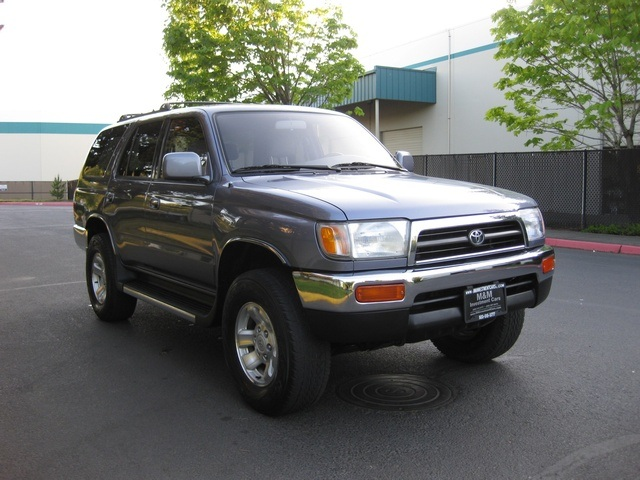 1998 toyota 4runner sr5 4wd timing belt water pump just. Black Bedroom Furniture Sets. Home Design Ideas