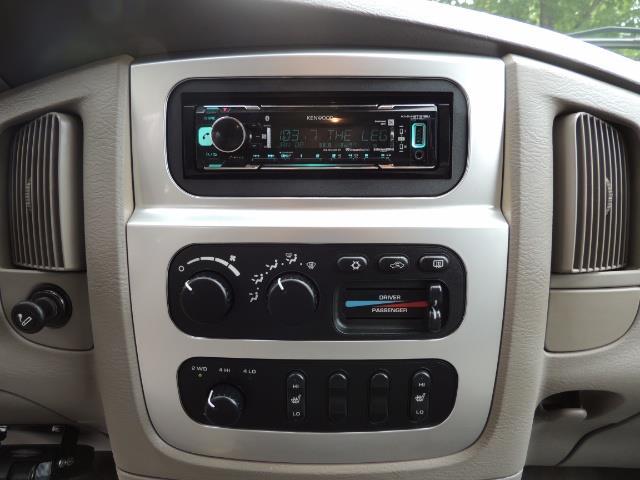 2004 Dodge Ram 3500 Laramie 1-TON 4X4 / 5.9 L CUMMINS DIESEL / LIFTED - Photo 35 - Portland, OR 97217