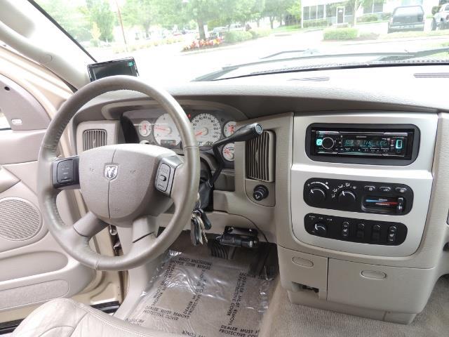 2004 Dodge Ram 3500 Laramie 1-TON 4X4 / 5.9 L CUMMINS DIESEL / LIFTED - Photo 37 - Portland, OR 97217