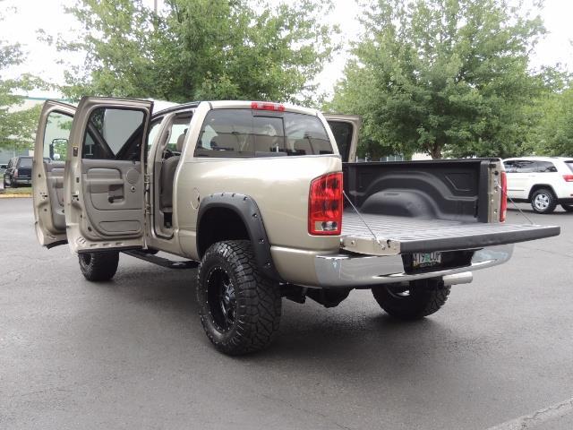 2004 Dodge Ram 3500 Laramie 1-TON 4X4 / 5.9 L CUMMINS DIESEL / LIFTED - Photo 26 - Portland, OR 97217