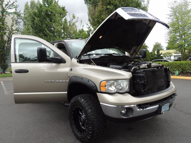 2004 Dodge Ram 3500 Laramie 1-TON 4X4 / 5.9 L CUMMINS DIESEL / LIFTED - Photo 29 - Portland, OR 97217