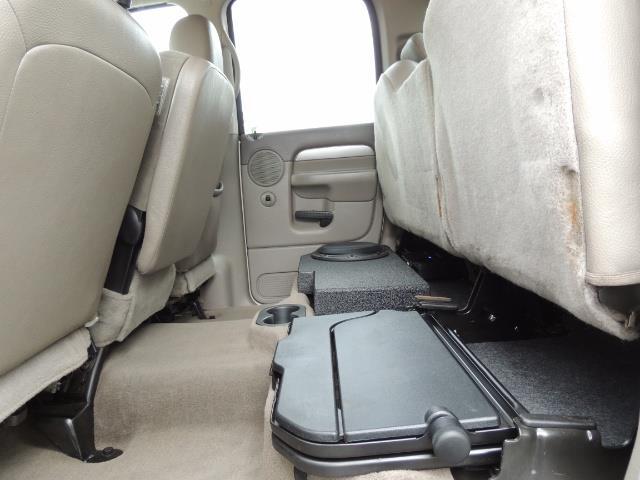 2004 Dodge Ram 3500 Laramie 1-TON 4X4 / 5.9 L CUMMINS DIESEL / LIFTED - Photo 15 - Portland, OR 97217