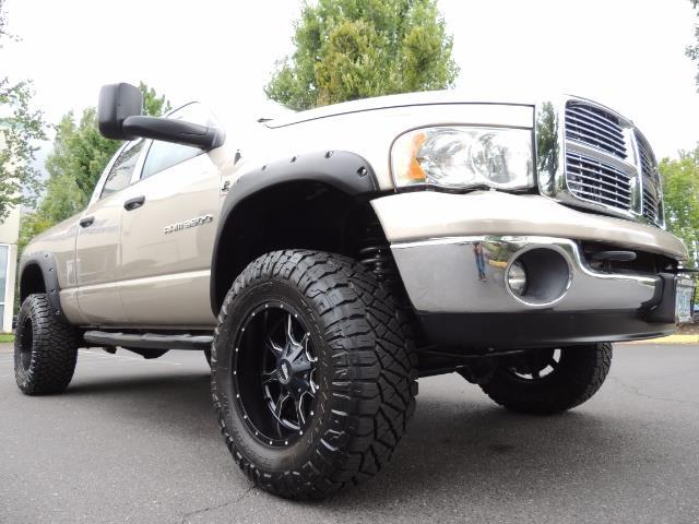 2004 Dodge Ram 3500 Laramie 1-TON 4X4 / 5.9 L CUMMINS DIESEL / LIFTED - Photo 10 - Portland, OR 97217