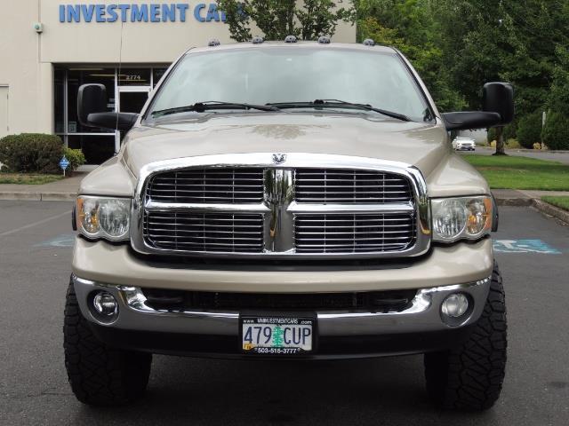 2004 Dodge Ram 3500 Laramie 1-TON 4X4 / 5.9 L CUMMINS DIESEL / LIFTED - Photo 5 - Portland, OR 97217