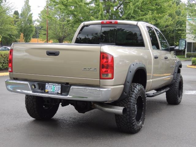 2004 Dodge Ram 3500 Laramie 1-TON 4X4 / 5.9 L CUMMINS DIESEL / LIFTED - Photo 8 - Portland, OR 97217